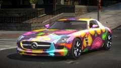 Mercedes-Benz SLS PS-I S8 для GTA 4
