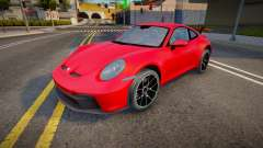 Porsche 911 GT3 21 для GTA San Andreas