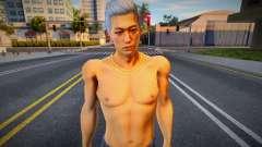 Jyungi Shirtless Yakuza для GTA San Andreas