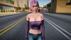 DOAXVV Elise - The Idaten Deities Know Only Peac для GTA San Andreas