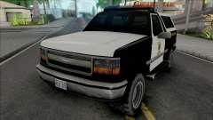 Vapid Riata 1992 Sheriff для GTA San Andreas