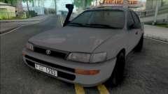 Toyota Corolla 1996 Sport для GTA San Andreas