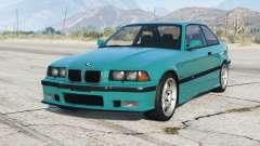 BMW M3 сoupe (E36) 1995〡add-on v2.5 для GTA 5