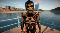 Grunt (Skeleton) God of War 3 для GTA San Andreas