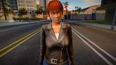 Sexy girl from DOA 7 для GTA San Andreas