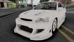 Honda Civic Tuned (NFS Underground) для GTA San Andreas
