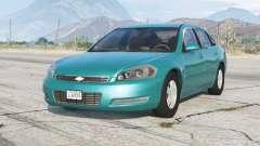 Chevrolet Impala LS 2010 v2.0.1b для GTA 5