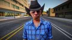 New Cwmofr Casual V1 Don Gilipollas Outfit Cou 1 для GTA San Andreas