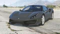 Ferrari 488 Pista 2018〡add-on для GTA 5