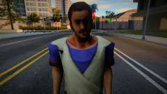 Male civilian 2 God of War 3 для GTA San Andreas