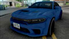Dodge Charger SRT Hellcat 2020 Widebody SA Style