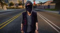 Wrench Retexture Cara Comun для GTA San Andreas