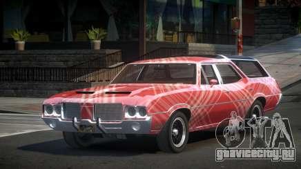 Oldsmobile Vista Cruiser US S6 для GTA 4