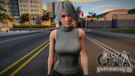 Agent Christie 11 для GTA San Andreas