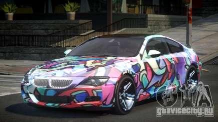 BMW M6 PSI-R S8 для GTA 4