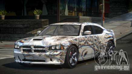 Dodge Charger SRT Qz S3 для GTA 4