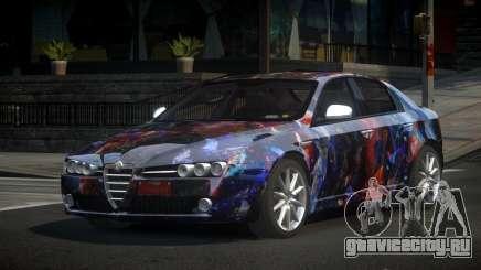 Alfa Romeo 159 U-Style S3 для GTA 4