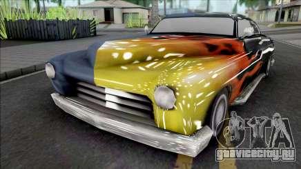 Hermes X Cuban для GTA San Andreas