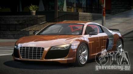 Audi R8 U-Style S7 для GTA 4