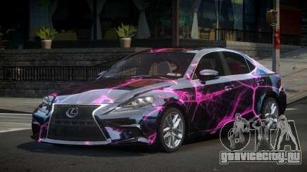 Lexus IS350 GT S5 для GTA 4