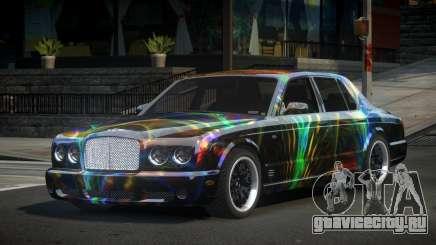 Bentley Arnage Qz S1 для GTA 4