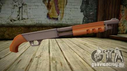 Metal Slug - Shotgun для GTA San Andreas