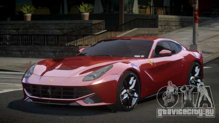 Ferrari F12 Qz для GTA 4