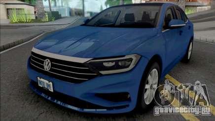 Volkswagen Jetta 2021 [HQ] для GTA San Andreas