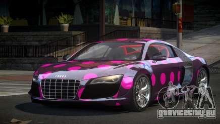 Audi R8 U-Style S5 для GTA 4