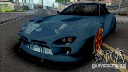 Mazda RX-7 BLS BN Sports для GTA San Andreas