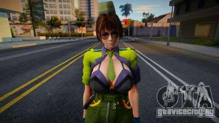 Mai - DOA 2 для GTA San Andreas