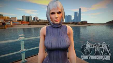 Agent Christie 4 для GTA San Andreas