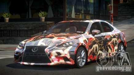 Lexus IS350 GT S7 для GTA 4