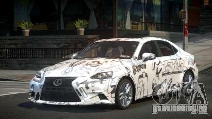 Lexus IS350 GT S2 для GTA 4
