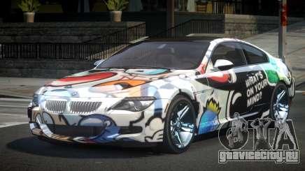 BMW M6 PSI-R S10 для GTA 4