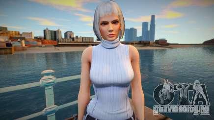 Agent Christie 8 для GTA San Andreas