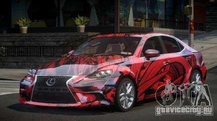 Lexus IS350 GT S6 для GTA 4