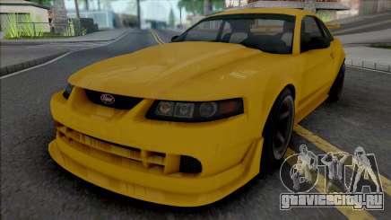 GTA V Vapid Dominator ASP для GTA San Andreas