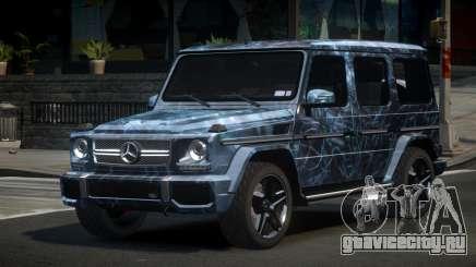 Mercedes-Benz G65 BS-U S3 для GTA 4