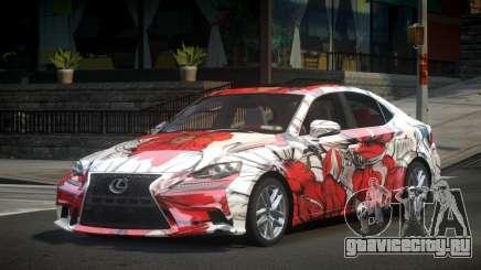 Lexus IS350 GT S8 для GTA 4