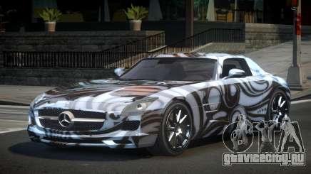 Mercedes-Benz SLS PS-I S5 для GTA 4