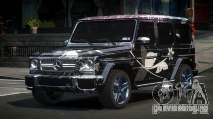 Mercedes-Benz G65 BS-U S9 для GTA 4