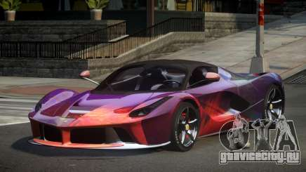 Ferrari LaFerrari GS S6 для GTA 4