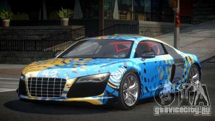 Audi R8 U-Style S8 для GTA 4