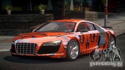 Audi R8 U-Style S3 для GTA 4
