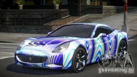 Ferrari California SP S1 для GTA 4