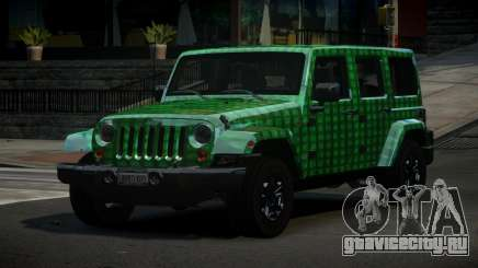 Jeep Wrangler US S2 для GTA 4