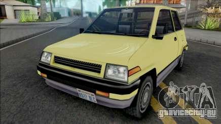 Urban 1982 для GTA San Andreas