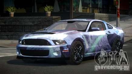 Shelby GT500 US S9 для GTA 4