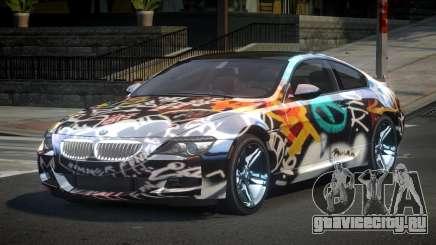 BMW M6 PSI-R S4 для GTA 4